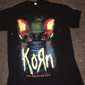 Korn band shirt